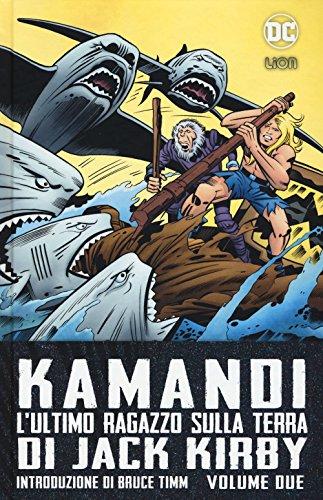 Kamandi. L'ultimo ragazzo sulla terra: 2