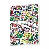 Réunion Des Musées Nationaux - Grand Palais - Cahier Carnet Plan De Paris Corbineau