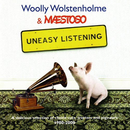 Uneasy Listening: Maestoso Woolly Wolstenholme: Amazon.co ...