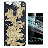 003568 - Fantasy World Map Design Vodafone Smart Platinum 7