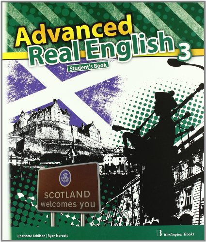 Advanced real english student's book 3º eso