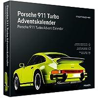 FRANZIS 55109 - Porsche 911 Turbo Adventskalender 2021 lightgrün - in 24 Schritten zum Porsche 911 Turbo unterm…