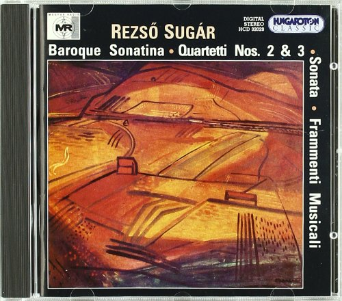 Sugar Kisses (Baroque Sonatina/Suite/Quart.3)