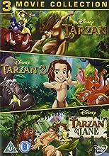 Tarzan/Tarzan 2/Tarzan And Jane (Disney) (3 Dvd) [Edizione: Paesi Bassi] [Edizione: Regno Unito]