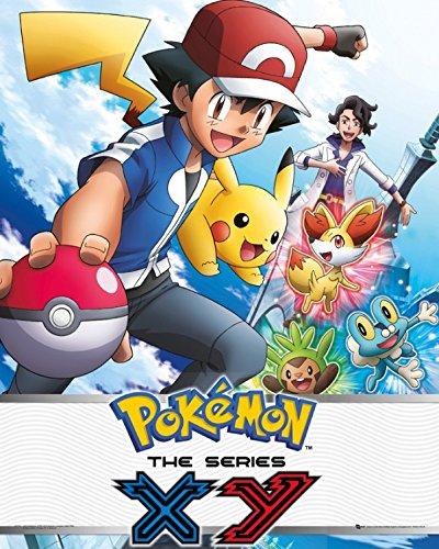 1art1-Pokemon-X-Y-Y-Pster-Mini-50-x-40cm