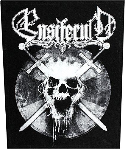 Toppa Ensiferum, Skull Back Patch Toppa