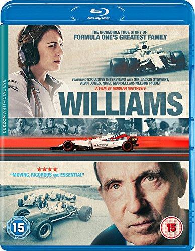 Williams [Blu-ray] [Reino Unido]