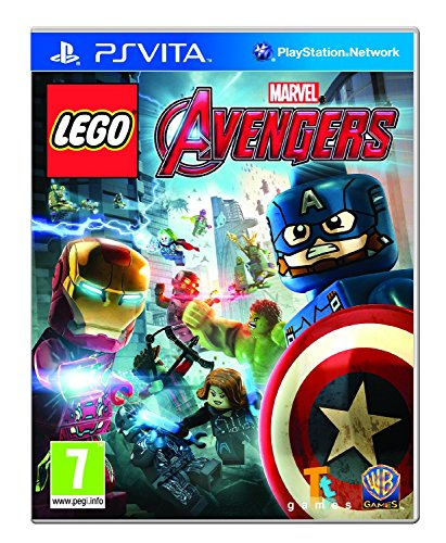 LEGO Marvel Avengers (Playstation Vita) UK IMPORT (Ps Vita-lego Batman-spiele)