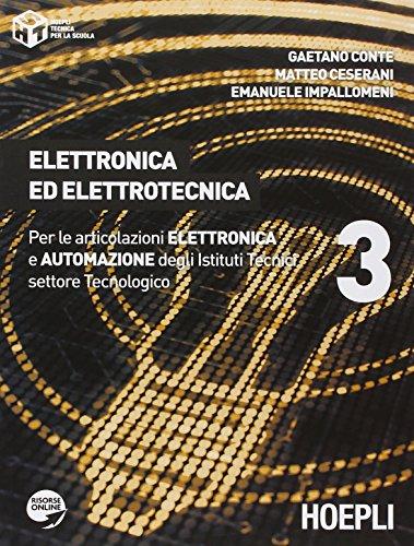Elettronica ed elettrotecnica. Per gli Ist. tecnici industriali. Con espansione online: 3