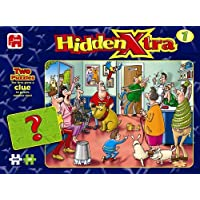 Disney Jumbo Hidden Xtra Two Puzzles At The Vets by Disney
