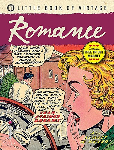 Little Book of Vintage Romance by Tim Pilcher (2012-04-09)