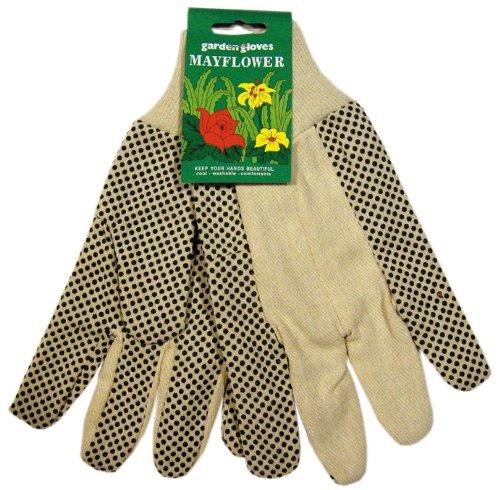 Gartenhandschuhe CHEMOPLAST® Herren Textil mit Noppen