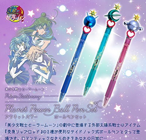Sailor Moon Prism cancelleria Planet Power penna a sfera
