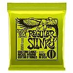 Ernie Ball 2221 Regular Slinky Jeu de...