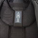 Outdoorer Backpacker Rucksack 4 Continents 85+10, 95l, 2,3kg - 8