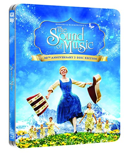 Sound of Music: 50th Anniversary Limited Edition Steelbook [Blu-ray]