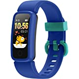 BIGGERFIVE Vigor Pulsera Actividad Inteligente Reloj Inteligente para Niños Niñas Mujer, Impermeable IP68 Deportivo Smartwatc