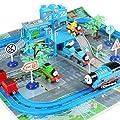 Schienenfahrzeuge Kinderspielplatz Spielzeug Elektrotriebwagen Spielzeug Legierung Kleiner Zug Set Spielzeug Eltern-Kind Interaktives Spielzeug Frühen Kindheit Lernspielzeug Geben Kinder das beste Ges von Li Ye Feng Shop