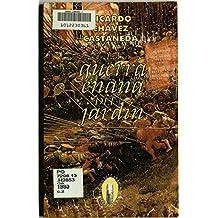 La guerra enana del jardín (Premios bellas artes de literatura)