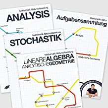 Mathematik Abitur 2018 Lernhefte Set inkl. Aufgabensammlung: StudyHelp und Daniel Jung