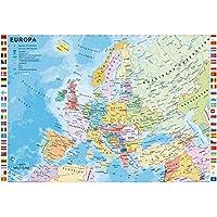 Schmidt 58203 Puzzle Die Staaten Europas