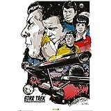 Star Trek Poster Boldly Go 50th Anniversary (61cm x 91,5cm)