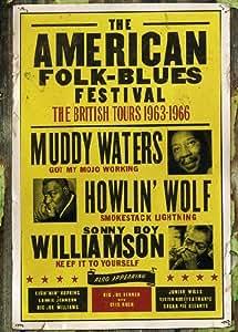 The American Folk Blues Festival: The British Tours 1963-1966 [DVD] [2005] [Region 1] [NTSC]