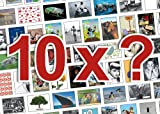 10er-Pack: Postkarten A6 +++ MIX SET von modern times +++