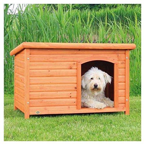 Trixie Caseta perros techo agua [3 Tamaños]