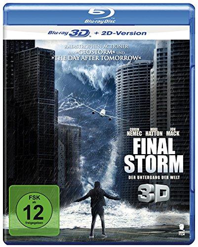 Final Storm - Der Untergang der Welt [3D Blu-ray + 2D Version]