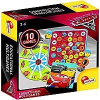 """Disney Pixar Cars 3 61945 """"Educarional"""" Multi-Games"""