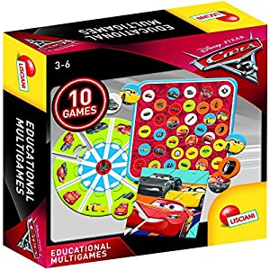 "Disney Pixar Cars 3 61945 ""Educarional Multi-Juegos"