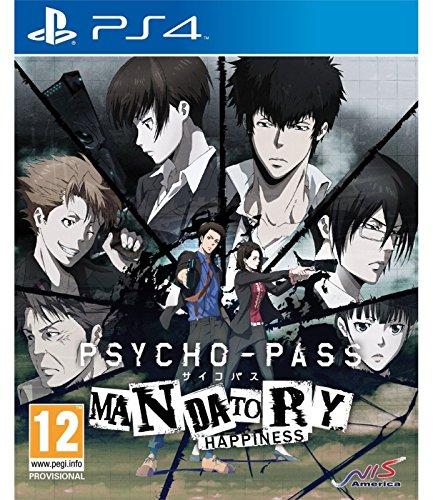 Psycho-Pass: Mandatory Happiness - Standard Edition