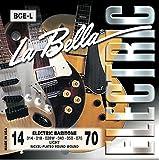 Labella BGEL Jeu de Cordes pour Guitare Classique Electrique 14/70