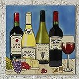 Best Mamá nunca placas - Placa decorativa de cerámica para azulejos de Fiesta Review