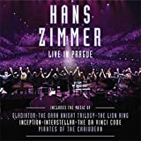 Live in Prague | Zimmer, Hans, (1957-....). Compositeur
