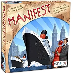 Manifest - Shipping, Cargo, Pirates and Other Trouble At Sea