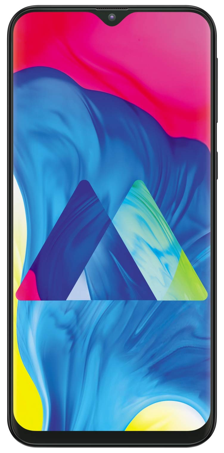 - 61vPPE0qssL - Samsung Galaxy M10 (Charcoal Black, 2+16GB)