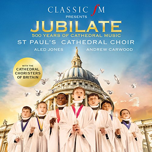 Jubilate - 500 Years Of Cathed...