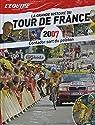 La Grande Histoire du Tour du France n° 36 - 2007 - Contador sort du Peloton par L'Équipe