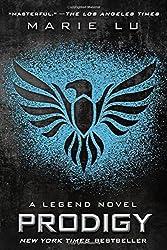 By Lu, Marie [ Prodigy: A Legend Novel (Legend) - Street Smart ] [ PRODIGY: A LEGEND NOVEL (LEGEND) - STREET SMART ] Apr - 2014 { Paperback }