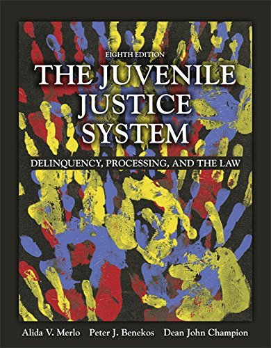 The Juvenile Justice System: Delinquency, Processing, and the Law , Student Value Edition (8th Edition) by Alida V. Merlo (2015-01-15)