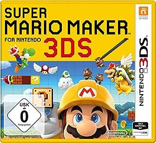 Super Mario Maker for Nintendo 3DS - Import , jouable en français (B01LLLGX2U) | Amazon price tracker / tracking, Amazon price history charts, Amazon price watches, Amazon price drop alerts