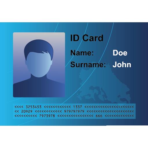 ID Card Scanner