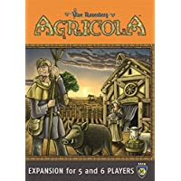 Mayfair Games MFG03516–Agricola Board Game Expansion for 5-6players