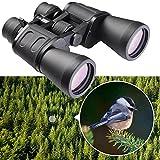 Picturer7Fernglas Vogelbeobachtung, Abriebfest 50mm Tube 10–180x 100HD Anti-Rutsch Blendschutz Zoom Teleskop Ideal für Alle Anwendungen inkl, Astronomie, Sport und Wildlife