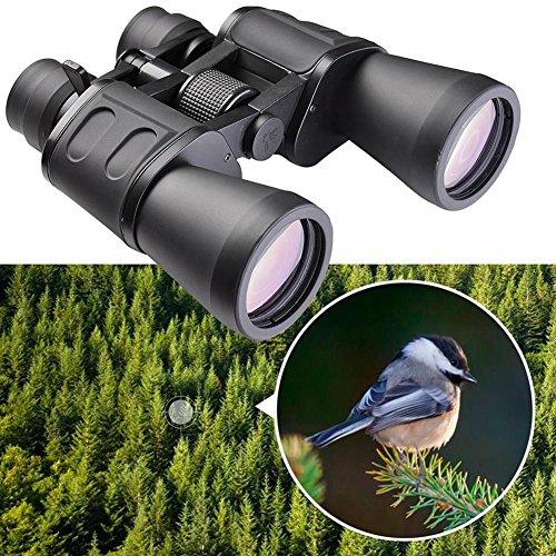Picturer7Fernglas Vogelbeobachtung, Abriebfest 50mm Tube 10–180x 100HD Anti-Rutsch...