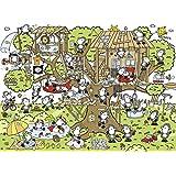 Ravensburger Puzzle 14644 - sheepworld - Baumhaus, 500-Teilig