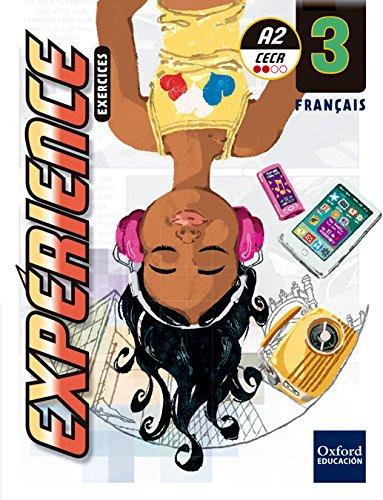 Expérience. Pack Livre D'Exercices + Grammaire - 3º ESO - 9780190506438
