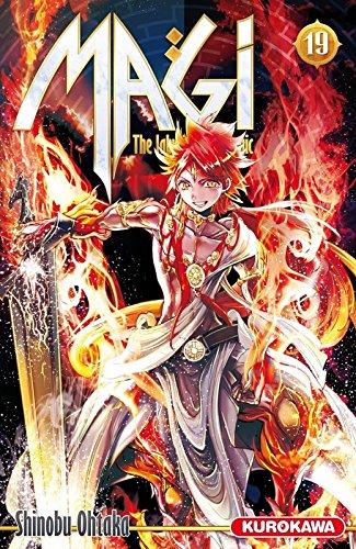 Magi - The Labyrinth of Magic Vol.19